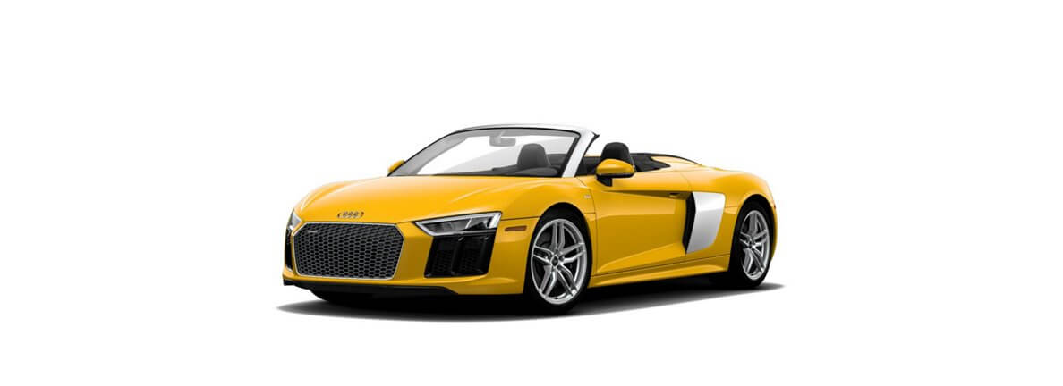 Audi R8 Colors Check Which Color Suits On Rs Spyder 2019
