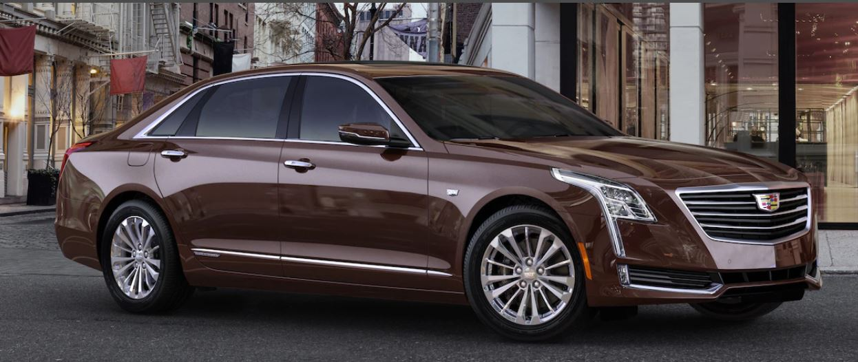 Cadillac Ct6 Plug In Cocoa Bronze Metallic