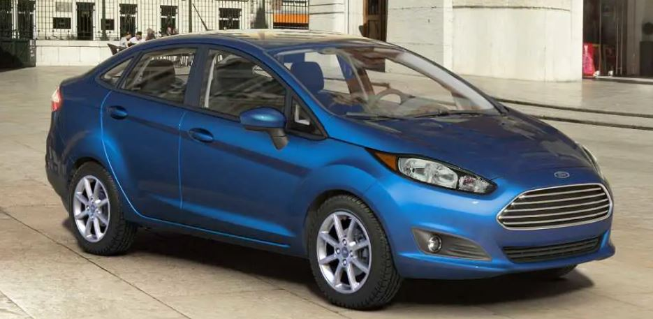 Ford Fiesta Colors Choose The Car Color For Fiesta 2020