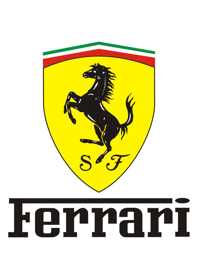 Ferrari Car Colors Logo Tagline Website Paint Car Colors Model Wise